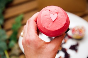Sprinkles Chocolate Raspberry Cupcake