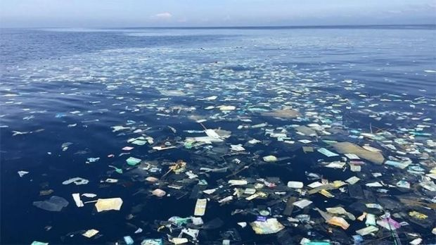 The Great North Pacific Garbage Patch