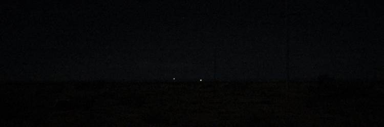 Marfa Ghost Lights