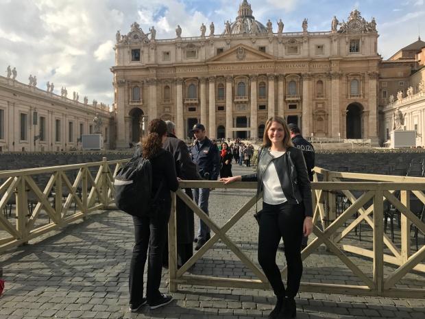 The Vatican 8